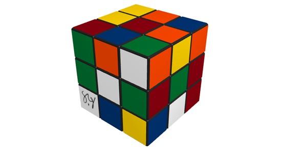 rubiks-cube-webgl