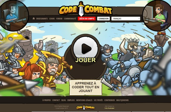 code combat
